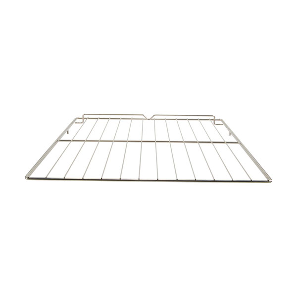 """Franklin Machine 166-1114 Wire Shelf for Southbend Ovens, Ranges, & Broilers - 25.63"""" x 25.63"""", Nickel-Plated"""