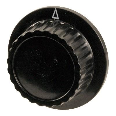 Franklin Machine 168-1200 Knob for Frymaster Fryers - Plastic, Black