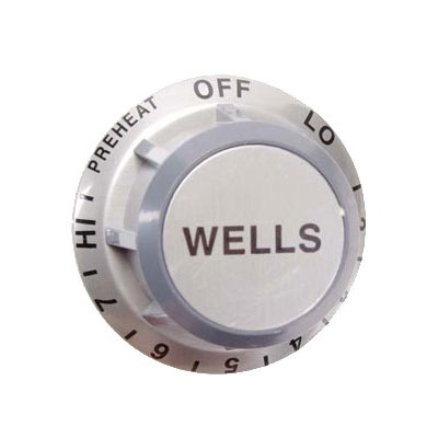 Franklin Machine 173-1109 Infinite Control Dial for Wells Food Warmers