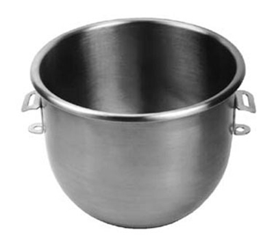 Franklin Machine 205-1021 60-qt Mixing Bowl for Model P-600, 14-gauge, Stainless