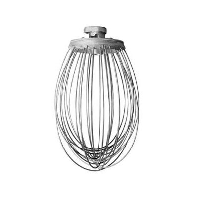 Franklin Machine 205-1032 Wire Whip for Hobart 60-qt Mixer - Stainless