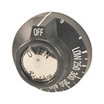Franklin Machine 220-1220 Thermostat Dial w/ Low to 550° Range for Wolf Ovens & Ranges