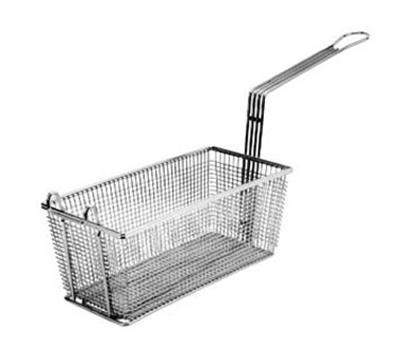 Franklin MacHine 225-1010 Half Size Fryer Basket, Nickel Plated
