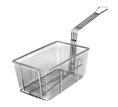 Franklin MacHine 225-1014 Half Size Fryer Basket, Nickle Pl