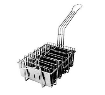 Franklin Machine 226-1040 Taco Fryer Basket w/ 6-Shell Capacity