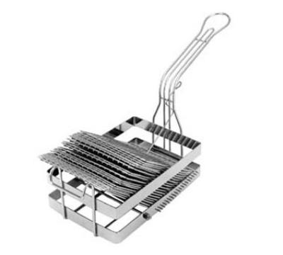 Franklin Machine Franklin 226-1062 Tostada Fryer Basket w...