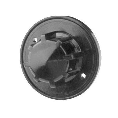 Franklin Machine 229-1096 Thermostat Knob for Cleveland Tilting Skillets & Garland Ovens and Ranges - Plastic, Black