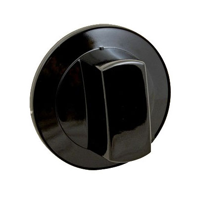 """Franklin Machine 229-1209 2.43"""" Knob for Garland Charbroilers & Ovens, Plastic"""