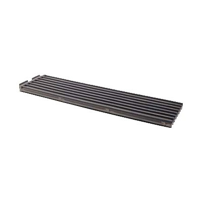 """Franklin Machine 231-1035 6.25"""" Top Grate for Magikitch'n APM-SMB & 600 Series Charbroilers, Cast Iron"""