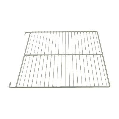 "Franklin Machine 232-1106 Epoxy-Coated Wire Shelf for Traulsen R & A Series Refrigerators - 23.25"" x 26.5"", Gray"