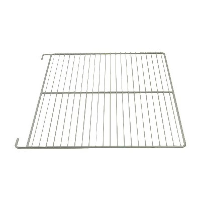 "Franklin Machine 232-1107 Epoxy-Coated Wire Shelf for Traulsen R & A Series Refrigerators - 22"" x 26.5"", Gray"