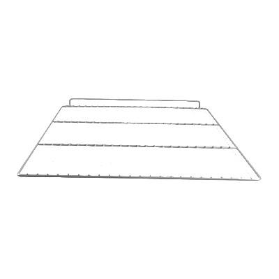 """Franklin Machine 235-1060 Epoxy-Coated Wire Shelf for Delfield Refrigerators & Freezers - 21.25"""" x 26"""", Gray"""