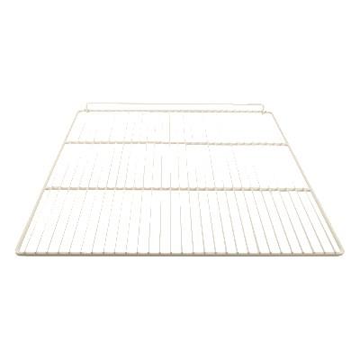 "Franklin Machine 235-1089 Epoxy-Coated Wire Shelf for Delfield Vantage 6000 Series - 22.87"" x 25.25"", White"