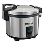 Hamilton Beach 37560 Insulated Rice Cooker / Warmer, 60-Cup, Trigger Handle, NSF, 120 V