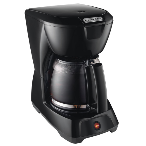 Hamilton Beach 43602 12-Cup Coffee Maker w/ Auto Pause & ...
