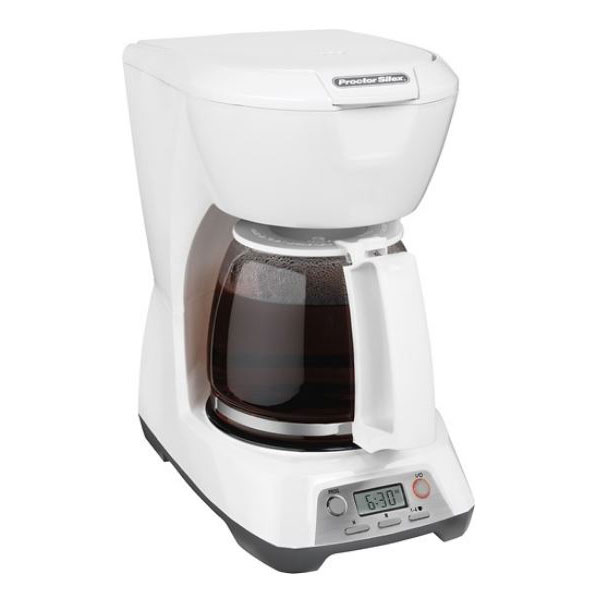 Hamilton Beach 43671 12-Cup Coffee Maker w/ Auto Shut-Off...