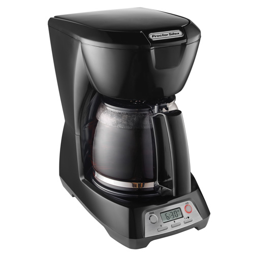 Hamilton Beach 43672 12-Cup Coffee Maker w/ Auto Shut-Off...