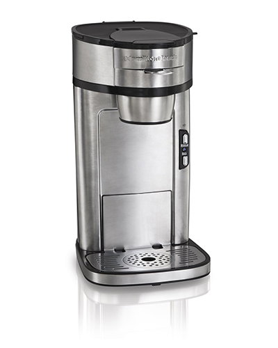 Hamilton Beach 49981 Scoop 174 Single Cup Drip Coffee Maker W