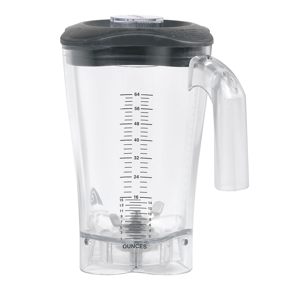 Hamilton Beach 6126-1200 64-oz Revolution Blender Container For HBS1200 Models