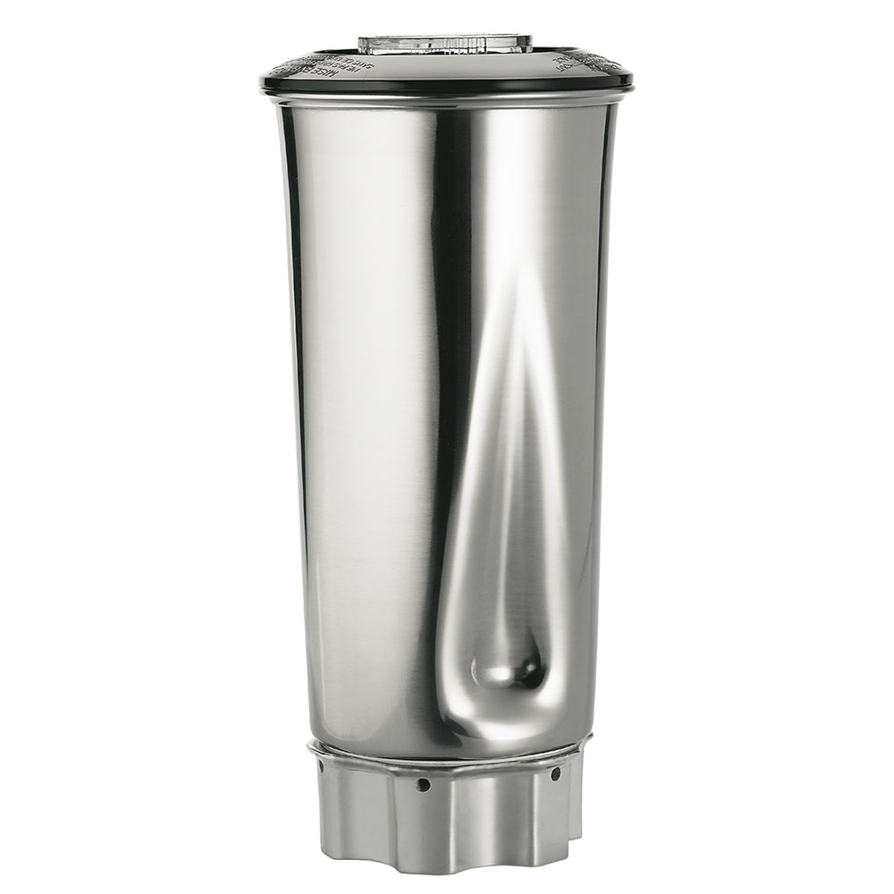 Hamilton Beach 6126-250S 32-oz Rio Blender Container w/ Cutting Assembly & Cover, Stainless