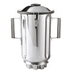 Hamilton Beach 6126-990 1-Gallon Container For 990 & 990-220, Assembly & Cover, Stainless
