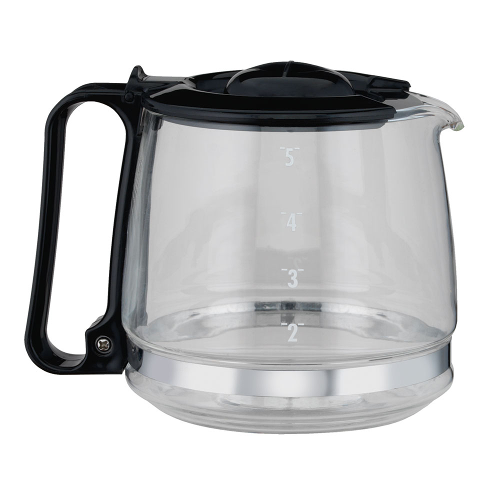 Hamilton Beach 88085C 4-Cup Replacement Glass Carafe for HDC500C