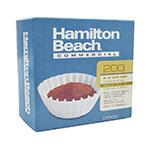 Hamilton Beach CF200 Filters for D43012B, 200/PK