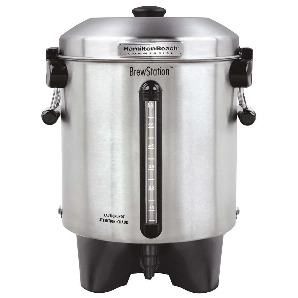 Hamilton Beach CT065S 65-cup Replacement Tank for BrewStation, Stainless