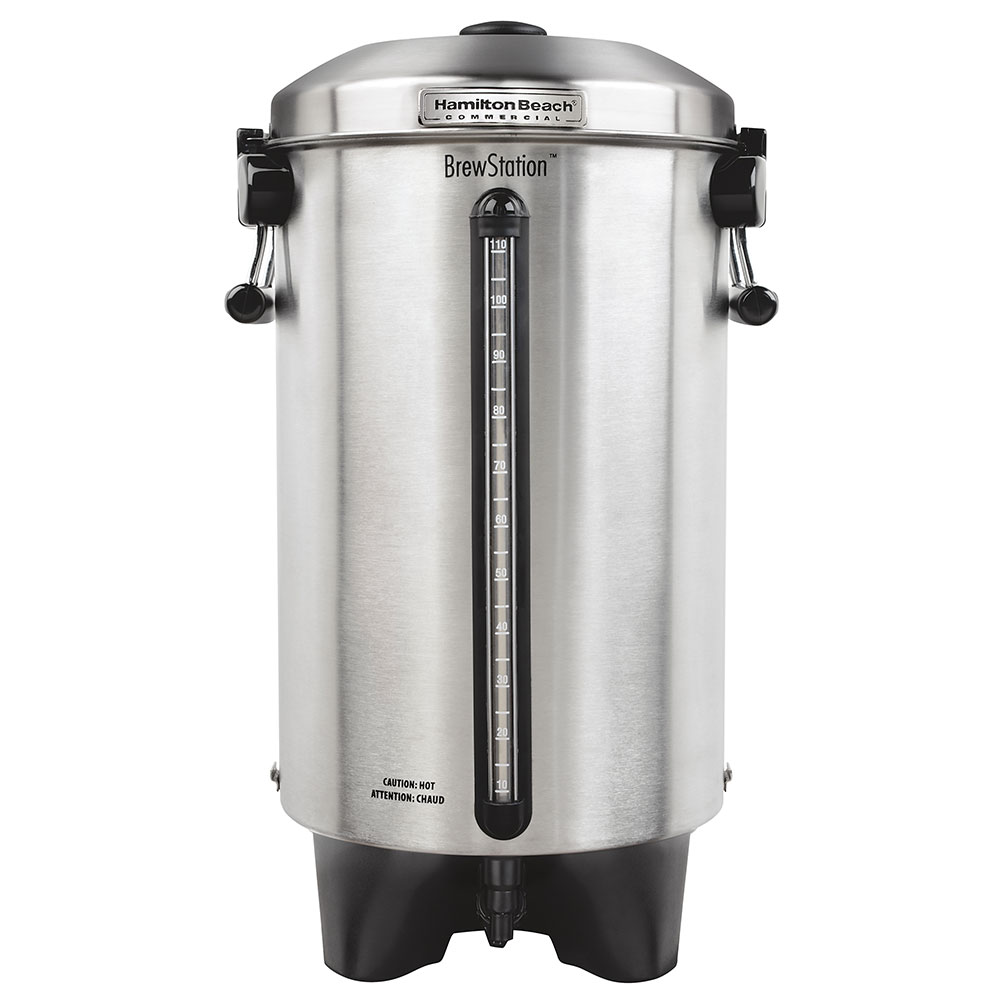Hamilton Beach CT110S 110-cup Replacement Tank for BrewStation, Stainless
