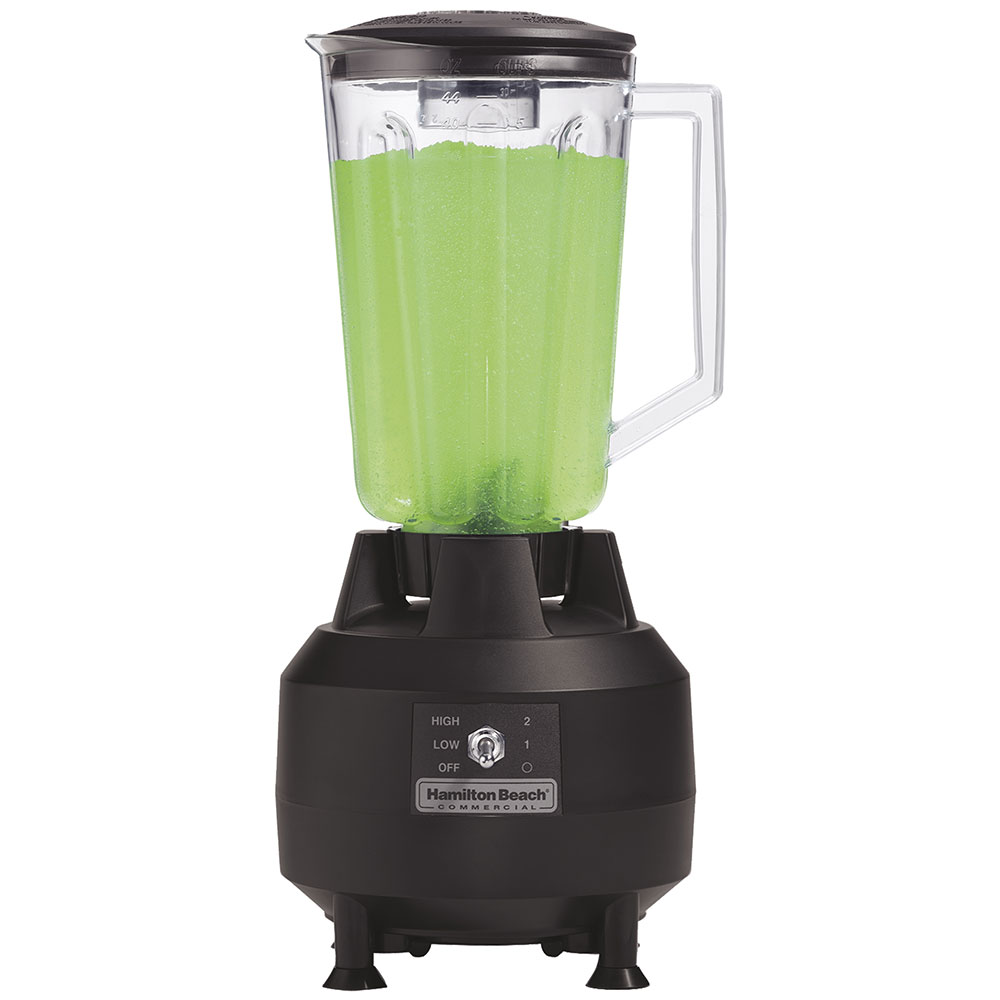 Hamilton Beach HBB908-CE 2-Speed 908 Bar Blender w/ 44-oz Polycarbonate Container, Export