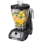 Hamilton Beach HBF1100 Countertop Food Blender w/ Polycarbonate Container, Programmable