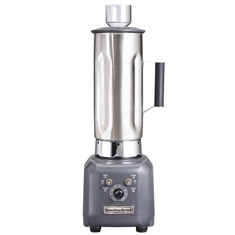 Hamilton Beach HBF500S Countertop Food Blender w/ Metal Container