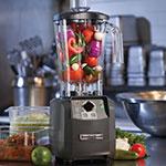 Hamilton Beach HBF600 Countertop Food Blender w/ Polycarbonate Container