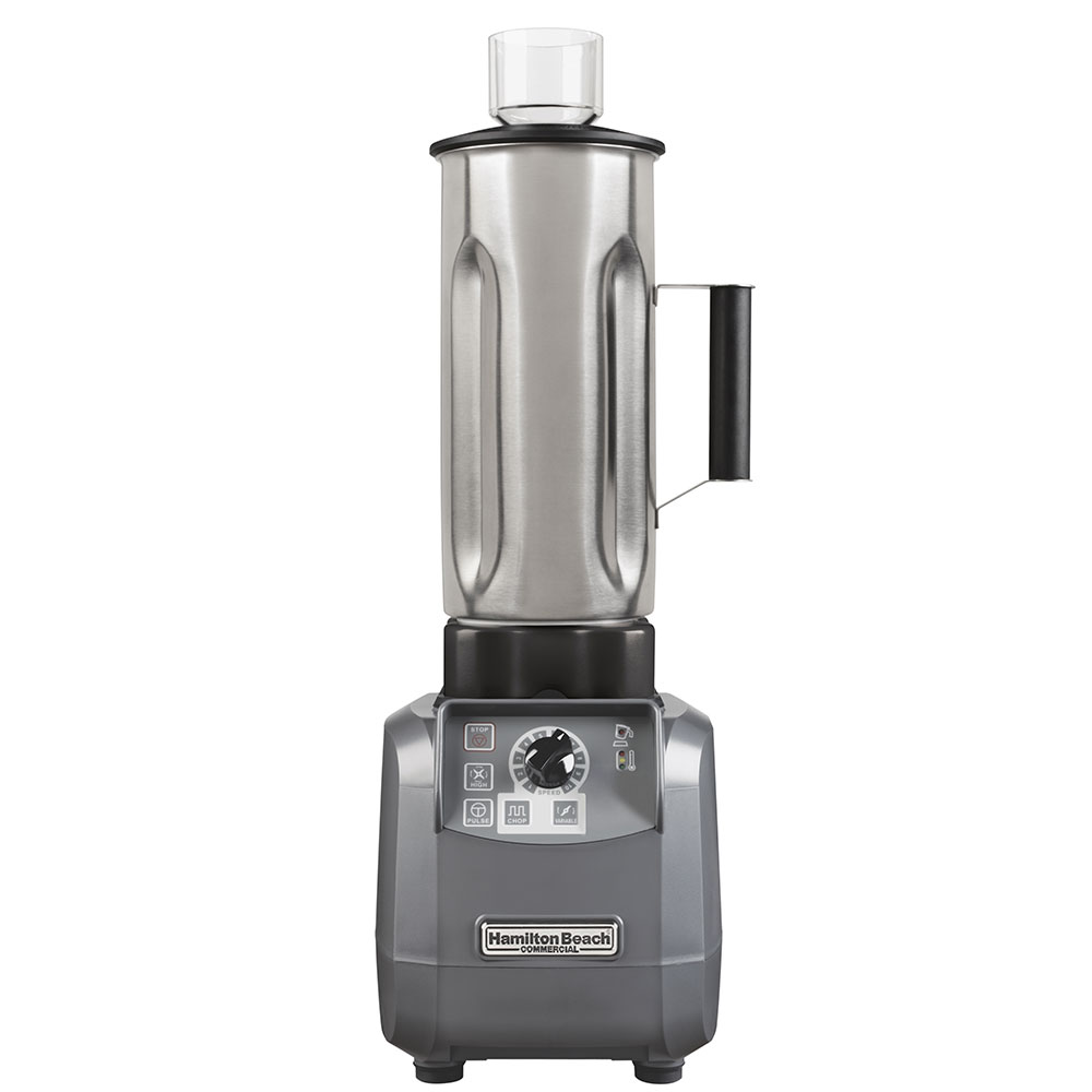 Hamilton Beach HBF600S High Performance Food Blender w/ 64-oz Stainless Container, Temp Gauge