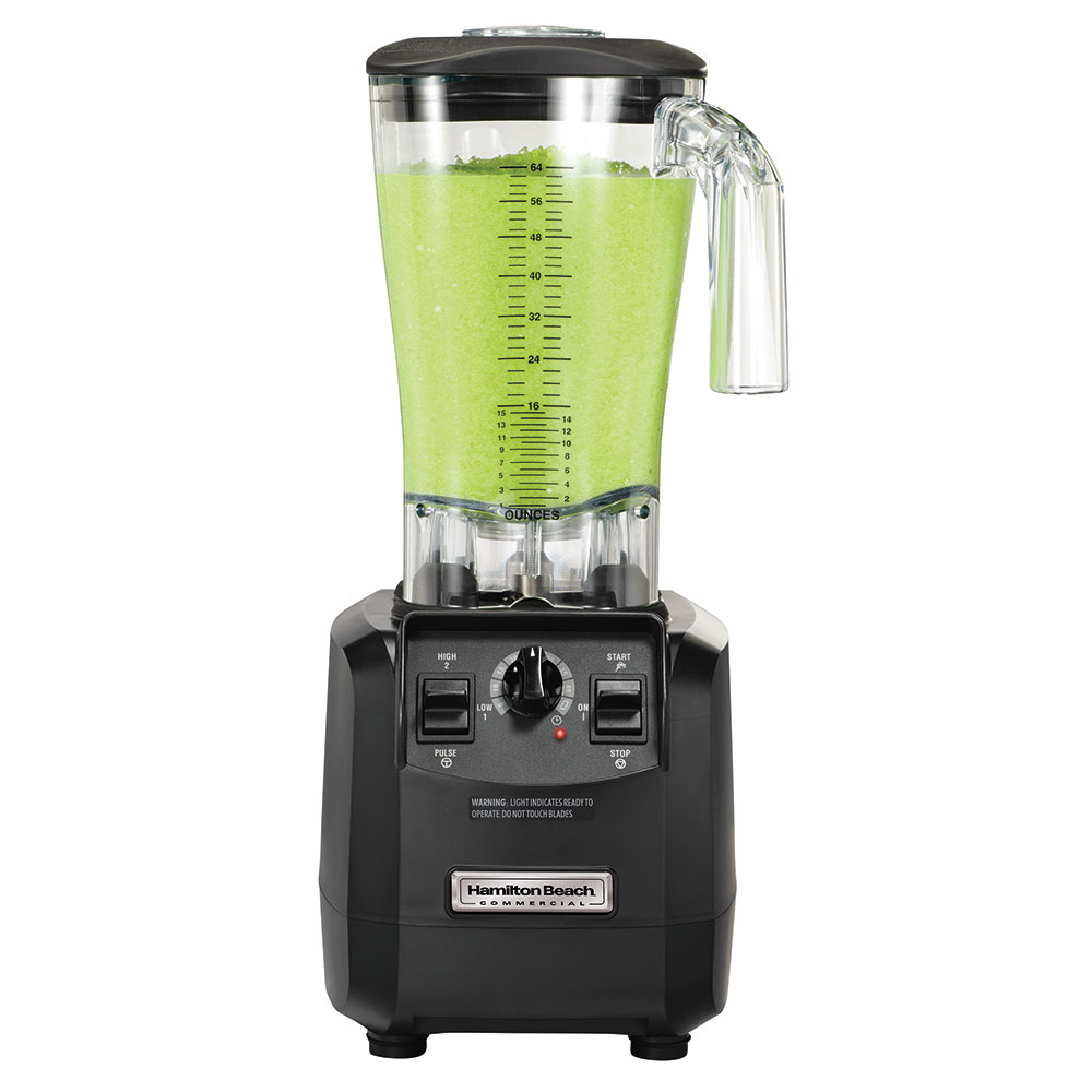 Hamilton Beach HBH550 Countertop Drink Blender w/ Polycarbonate Container