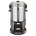 Hamilton Beach HCU065S Single Station Urn w/ 65-Cup Capacity & 2-Heater System, Stainless