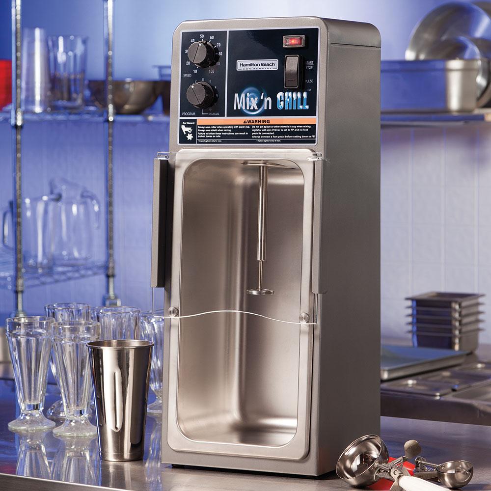 Hamilton Beach HMD900 Mix N Chill Drink Mixer - Pre-Programmed Cycles 120v