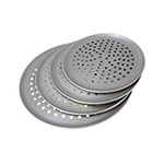 "Hatco 16PIZZA PAN 16"" Round Perforated Pizza Pan"