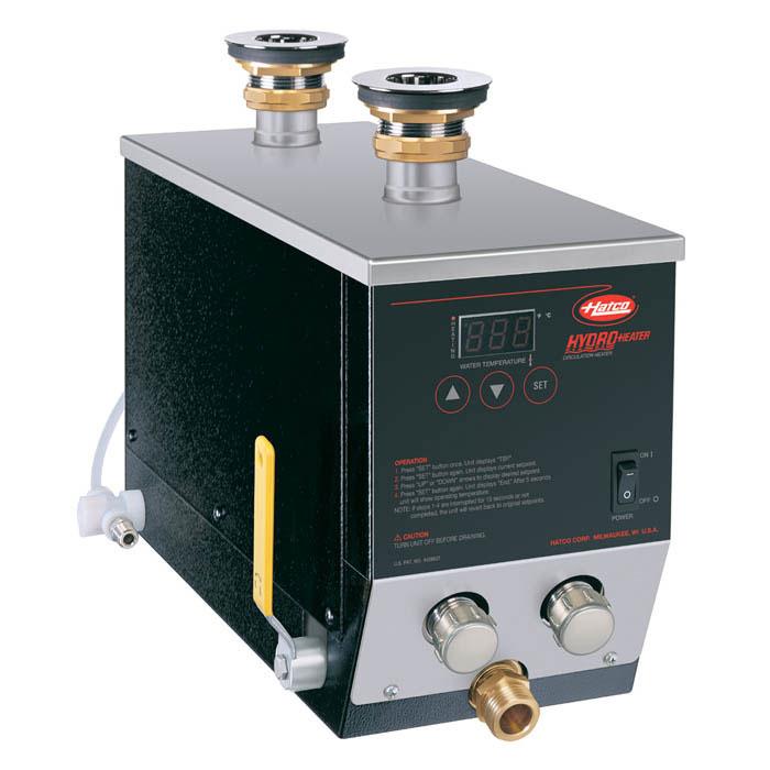 Hatco 3CS2-3 Hydro-Heater Sink Heater, 3-kW, 240/1 V