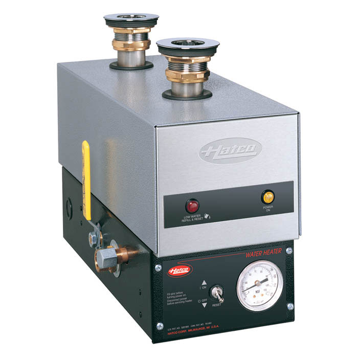 Hatco 3CS-3B 240 Sanitizing Sink Heater, 3-kW, 240 V, 3 ph Balanced