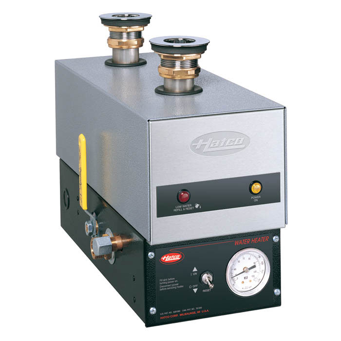 Hatco 3CS-4B 240 Sanitizing Sink Heater, 4.5-kW, 240 V, 3 ph Balanced
