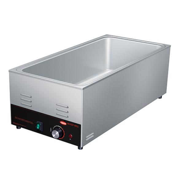Hatco CHW-43-QS Countertop Food Warmer w/ (4) 1/3 Pan Capacity - Thermostatic, 120v