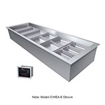 "Hatco CWBX-1 19"" Drop-In Refrigerator w/ (1) Pan Capacity, Cold Wall Cooled, 120v"