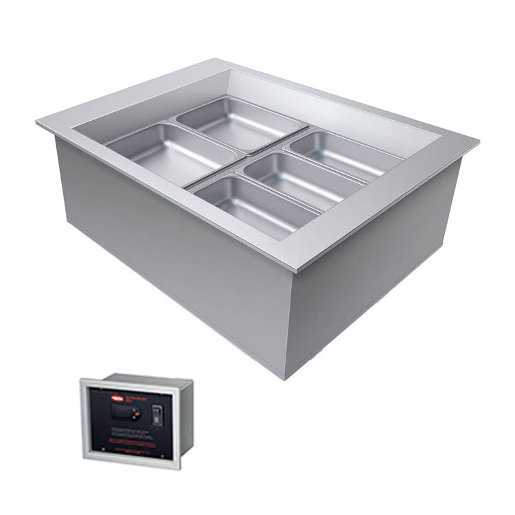 """Hatco CWBX-2 32"""" Drop-In Refrigerator w/ (2) Pan Capacity, Cold Wall Cooled, 120v"""