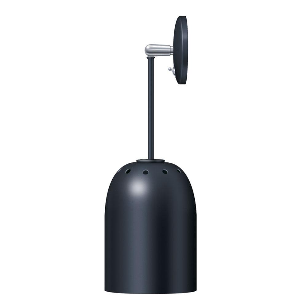 Hatco DL-400-PU Heat Lamp w/ Rigid Mount & Horizontal Pivot, Upper Switch, 400 Shade