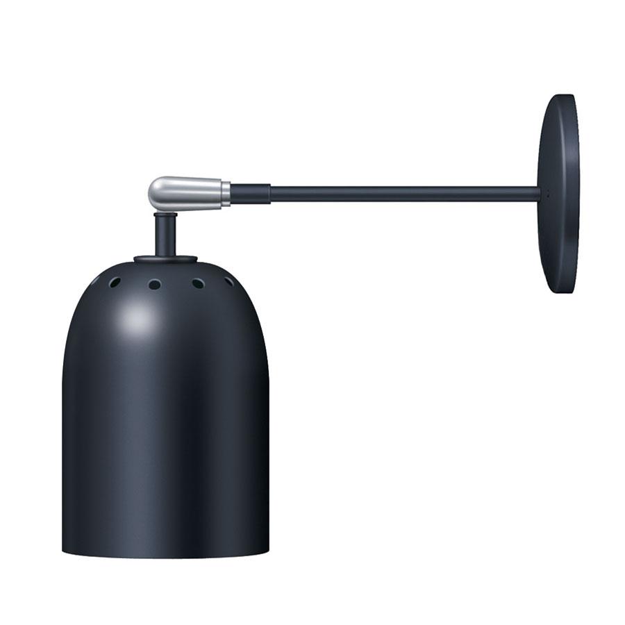 Hatco DLH-400-AN Heat Lamp, High Wattage, Rigid Mount w/Pivot, No Switch, 400 Shade