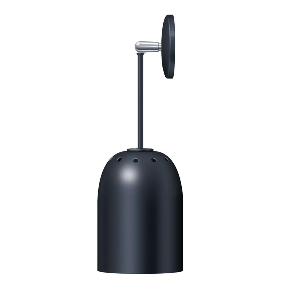 Hatco DLH-400-PN Heat Lamp, High Watt, Pivot to Canopy, No Switch, 400 Shade