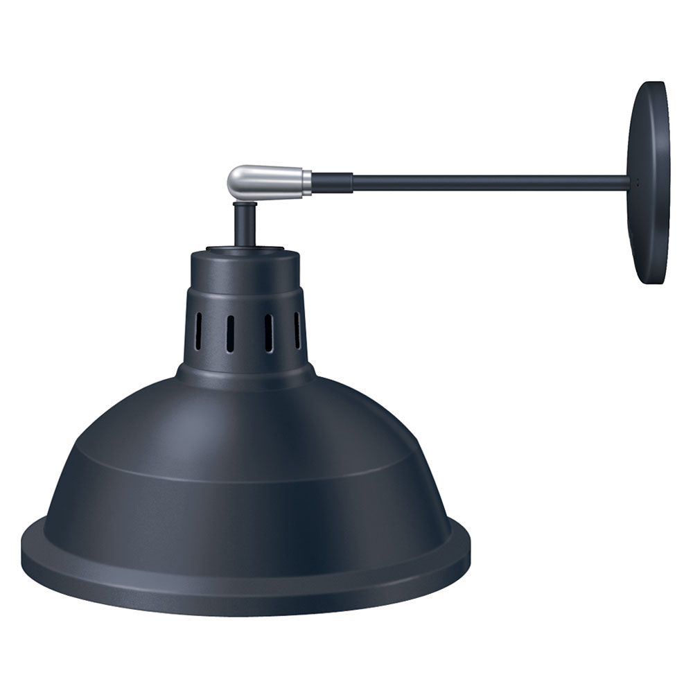 Hatco DLH-760-AR Heat Lamp, High Watt, Rigid Mount w/Pivot, Remote Switch, 760 Shade