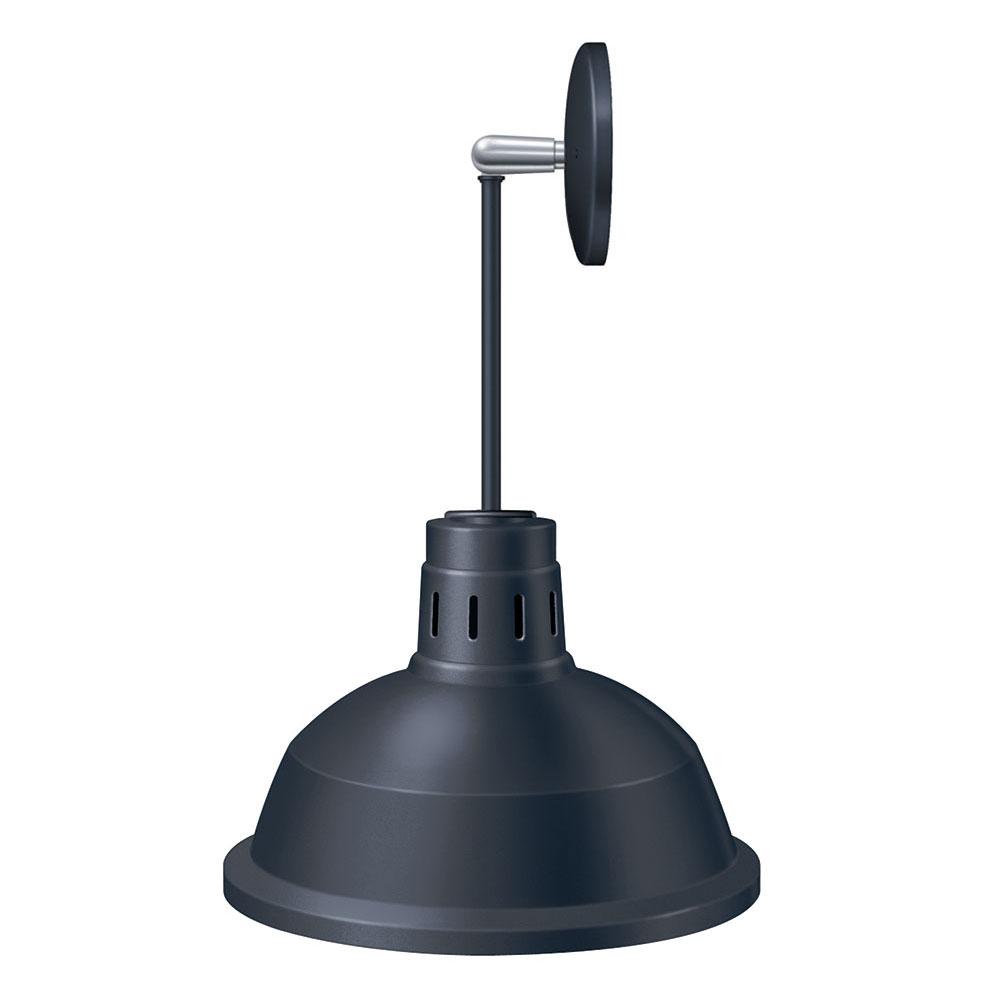Hatco DLH-760-PR Heat Lamp, High Watt, Rigid Mount w/ Pivot, Remote, 760 Shade