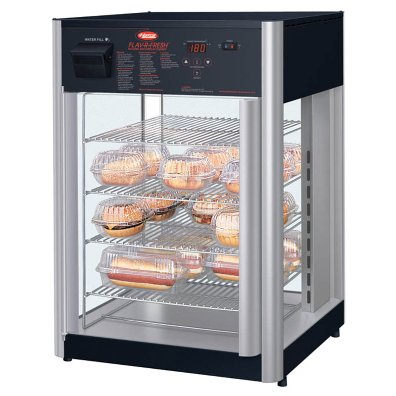 Hatco FDWD-1X Flav-R-Fresh Holding & Display Cabinet w/ Multi Purpose Rack